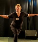Klub Aufsturz Impro Klubbekanntschaften Judith Schäfer