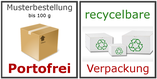 recyclebare Verpackung