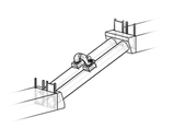 Inclined pipe implementation of the 2-Chamber-Organismbypass