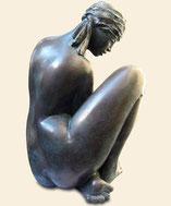 sculpteuse Adèle Vergé nouveausculpteur sculpture