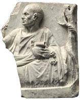 Fragment eines griechischen Marmorreliefs  (Wikimedia Common)