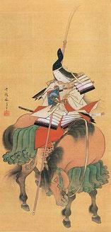 Tomoe Gozen du clan Minamoto