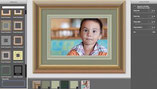 Free photo frames and borders maker.
