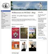 WCTAG-Shop mit hochertigen Taijiquan (Tai Chi / Taichi) Produkten