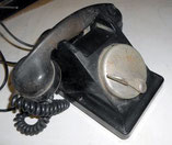 Téléphone à cadran aveugle