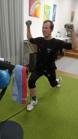 EMS-Training im ChrisFit