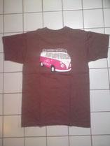 Beispielbild: Shirt in braun, Gr. S