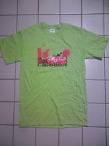Beispiel: Shirt in hellgrün, Gr. S