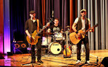 Uli Göhring mit Joe Spaeth Band