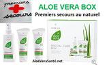 Grâce à ses propriétés calmantes et régénérantes, l'aloe vera est utilisé pour traiter les brûlures. Aloe vera LR World.  AloeVeraSante.net