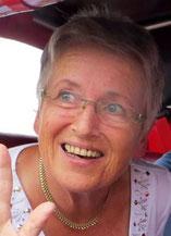 Autorin und Künstlerin Annelie Staudt