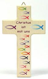 Kinderkreuz Christus ist mit uns