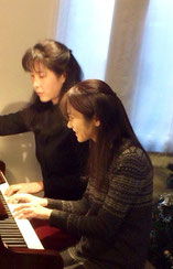 市川市 大人のピアノ