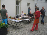 Erfahrungsaustauschgruppe in Ostdeutschland