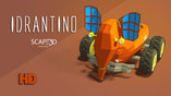 #idrantino il rover spaziale di SCAPE3D