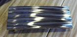 Boucle de ceinture plaque 30 mm pour femme