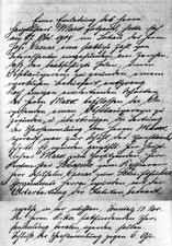 Gründungsurkunde von 1907 des Obst- und Gartenbauverein Bad Sobernheim e.V.