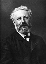 Jules Verne, Soleil carré à la Lune