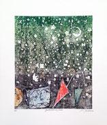 maehara,  goutelette de pluie