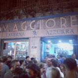 Taverna azzurra, Palermo nightlife