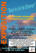 Sist'Arts Expo Sous le Ciel de Sisteron