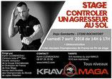 Stage krav maga Rochefort/Mer 2018