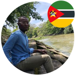 Mr. Celso Luís Fernando PhD student in Japan from Mozambique