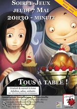 illus. Xavier Collette, issue du jeu Et Toque!, (c)Libellud