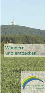 Foldertitel des Dünsberg-Vereins