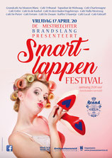 Poster Smartlappenfestival Maastricht 2020