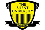 Logo für / for The Silent University Hamburg, Ahmet Öğüt 2014