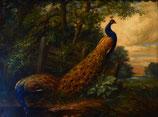 "#33-E. Dubois, signed oil on canvas, 18"" x 24"""