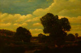 """#20-H.P. Smith, signed oil on canvas, 14"""" x 20"""""""