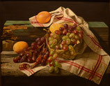 """#15-L. Bruckman, signed oil on canvas, dated 1962, 15"""" x 20"""""""