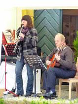 Duo mit Bernd Schmidt