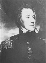 Général de La Tour Maubourg, commandant le 1er corps de la réserve de cavalerie