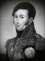 Général Arrighi de Casanova, commandant le 3ème corps de la réserve de cavalerie