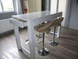 Mobilier et table FMA menuiserie à lezay