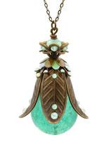 Lilia ° The Meadow Bride ° Blütenförmige Leuchtkette Elfgard®