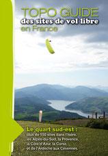 Voler en parapente dans le quart sud-est de la France