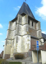 Eglise Ste-Barbe de Gratibus