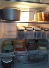 冷蔵庫の工夫 1