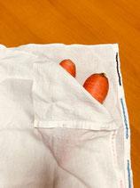 水切り布巾 ⑩ 人参