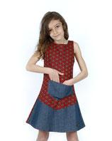 Vestido de diseño niñas