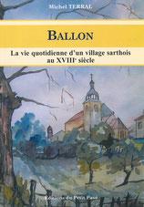 Ballon histoire d'un village terral