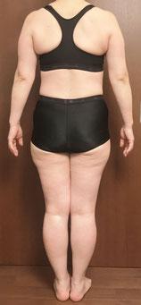 DNAパーソナル痩身3ヶ月コース 1ヶ月後の結果