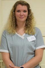 Tierarztpraxis Rühling - Tiermedizinische Fachangestellte Virginie Günzel
