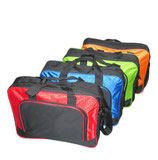 colourful travel bags