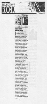 Libération juin 1993
