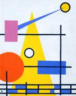 abstrait, géometrie, formes, couleurs